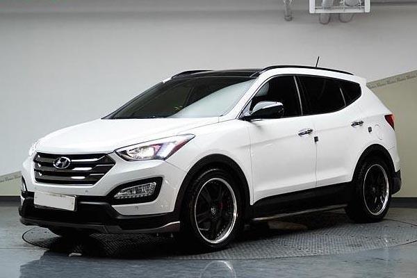 Korea Parts Hyundai Santa Fe Dm Hyundai Santa Fe Dm